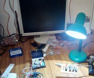 Old Lamp Revamp! [DIY LED Desklamp]
