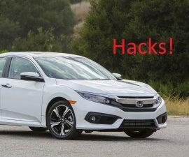 Money Saving Van/Car Hacks!!!