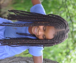 Sparkle Yarn Hair Extensions