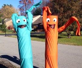 Wacky Waving Inflatable Tube People