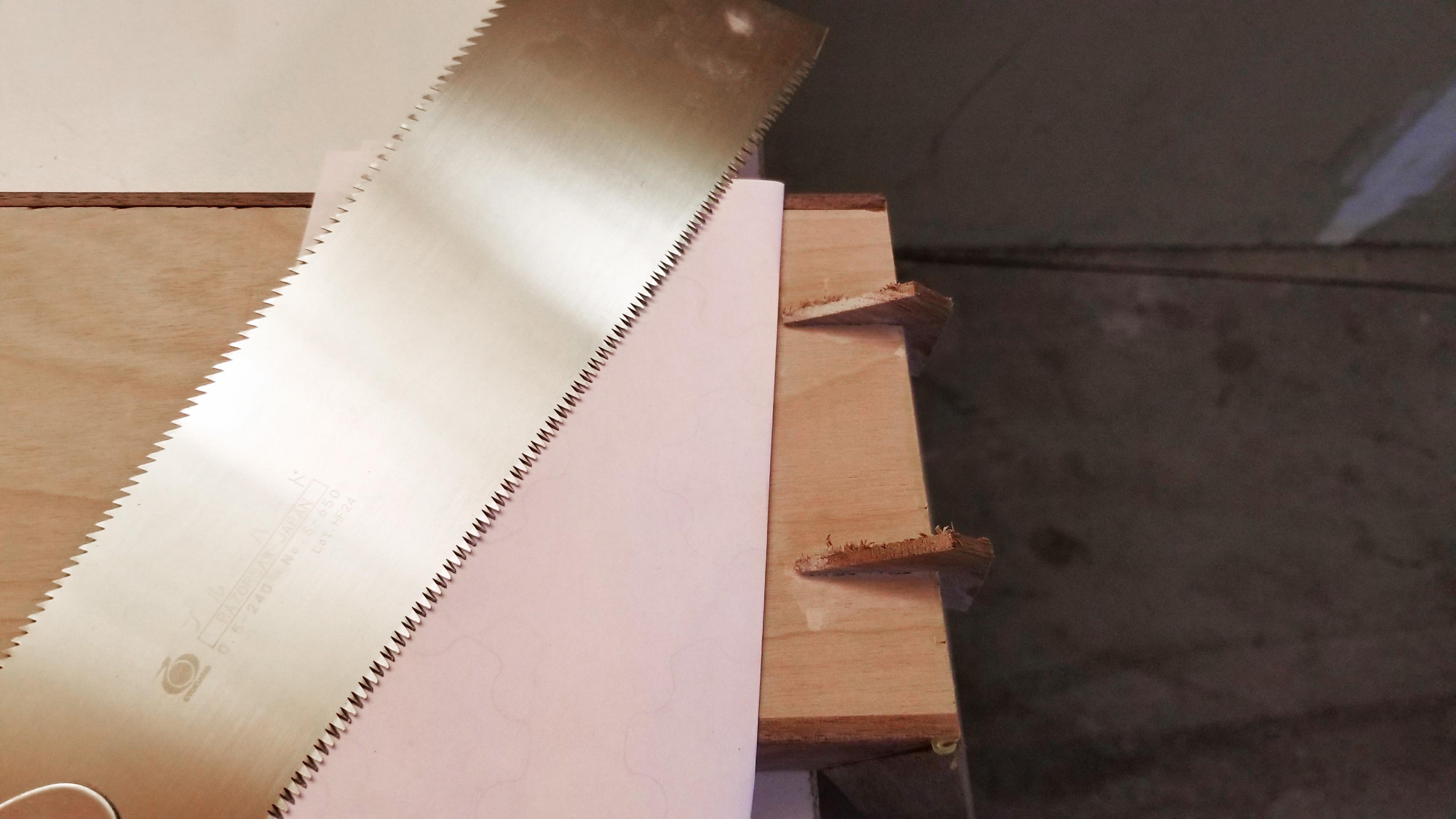 Picture of Cut Splines
