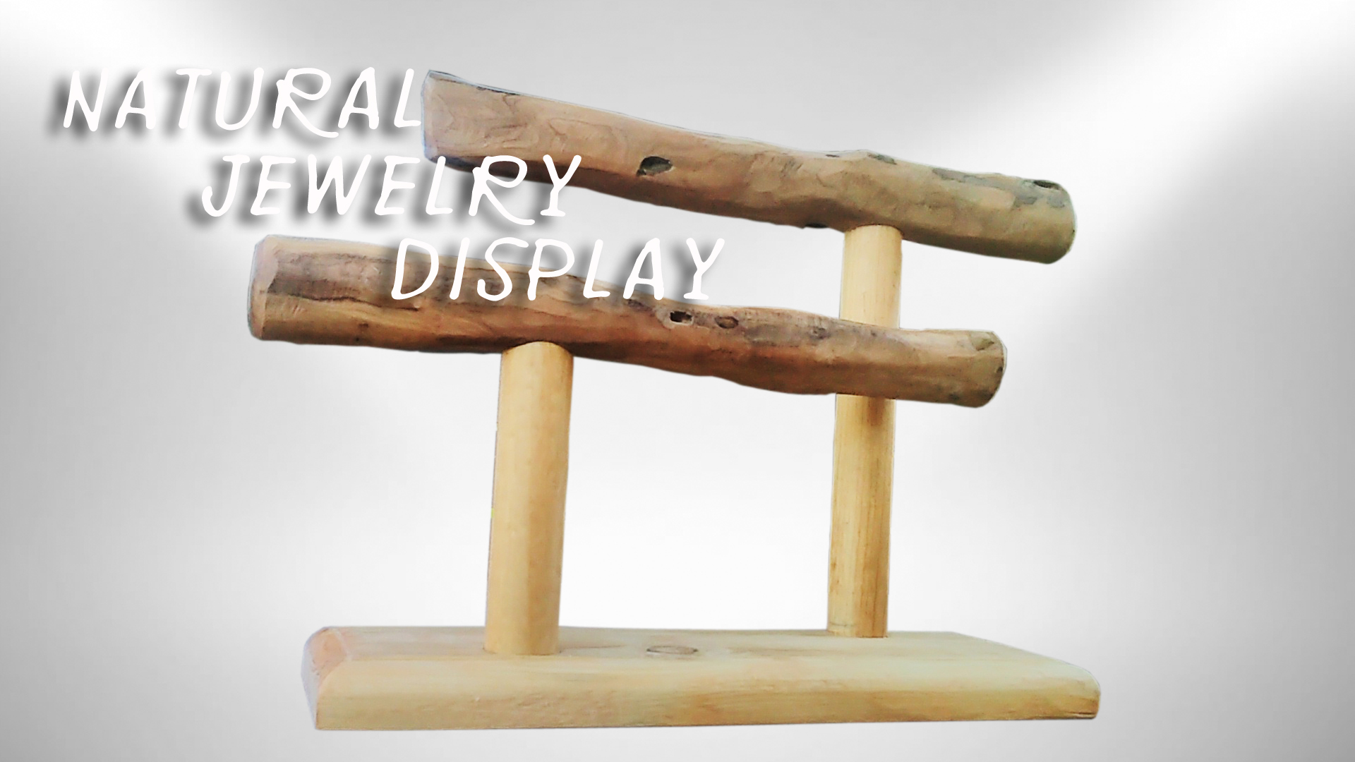 Picture of Natural Jewelry Display Stand