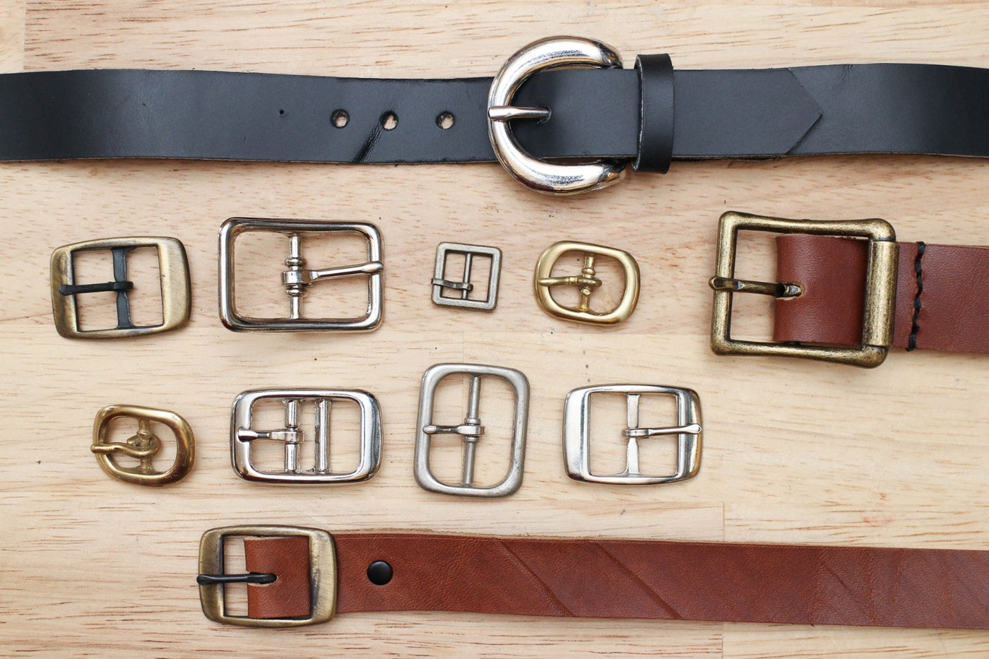 Types of Buckles
