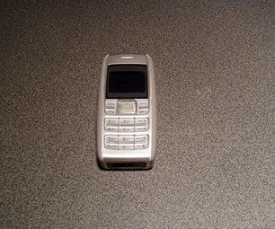 Water-resistant Mobile Phone