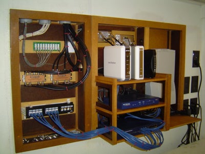 Structured Wiring System Design 4 Steps With Pictures Instructables