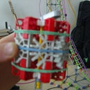 Ultimate K'nex  Grenade- With Pin!