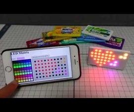 IoT LED Matrix