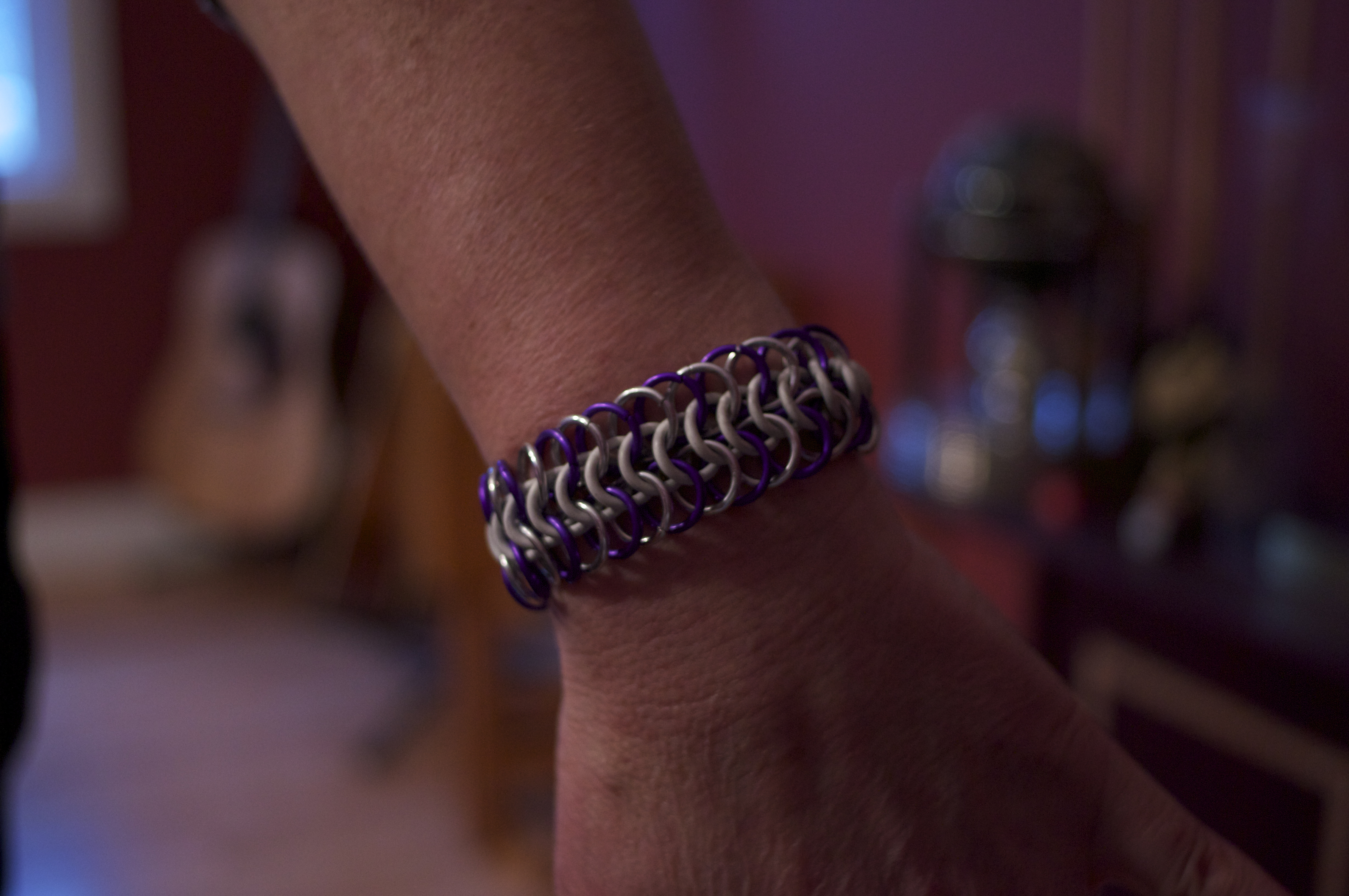 Picture of Chain Mail Jewelery