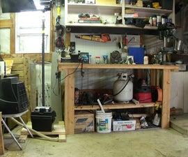 DIY Dave's Workspace