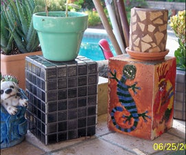 Plant Stands You Can Make