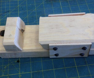 30 Degree Drilling Jig for Coptic Binding on the Spine of Thick Covers. I Made It at TechShop