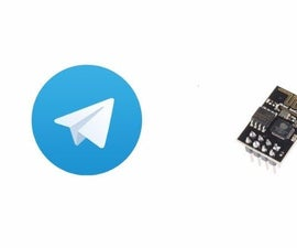 Telegram Bot With ESP8266