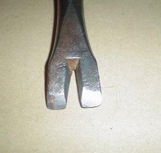 Optional Sharpening and Finish