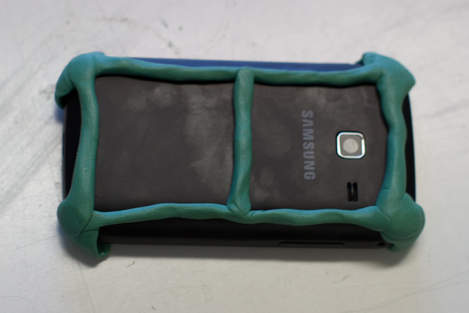 Picture of Cellphone Protection With SUGRU