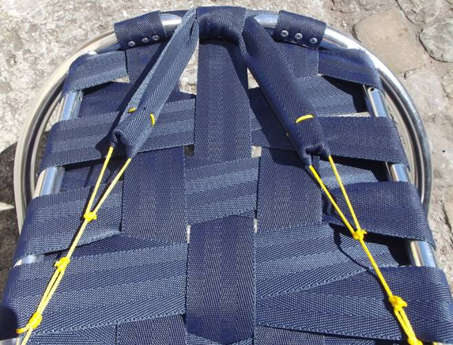 Picture of New Wattle Work With Security Belts