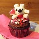 How to Make a Valentine MINI Marshmallow Bear