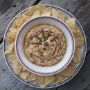 Chickpea Hummus With Tortilla Chips