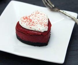 Red Velvet Cheesecake Minis