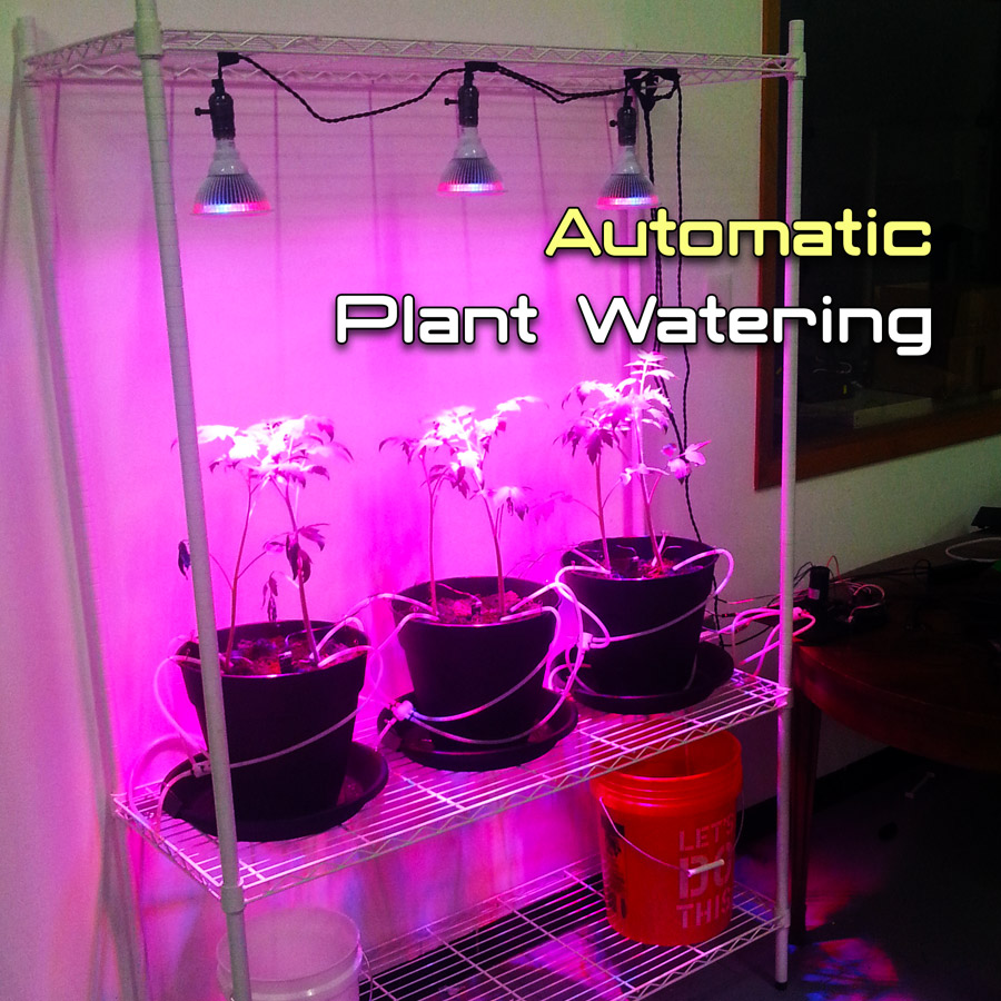 Picture of Automatic Plant Watering System With Arduino