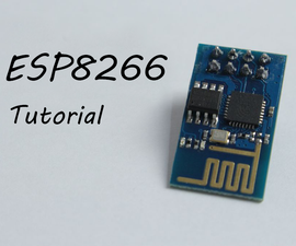 ESP8266 Wi fi module explain and connection
