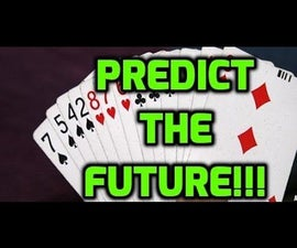 How to Do Another Awesome Prediction Magic Trick