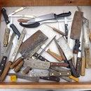 Restoring Old Kitchen Knives