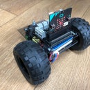Simple Micro:bit Robot With Lego Technics Wheels
