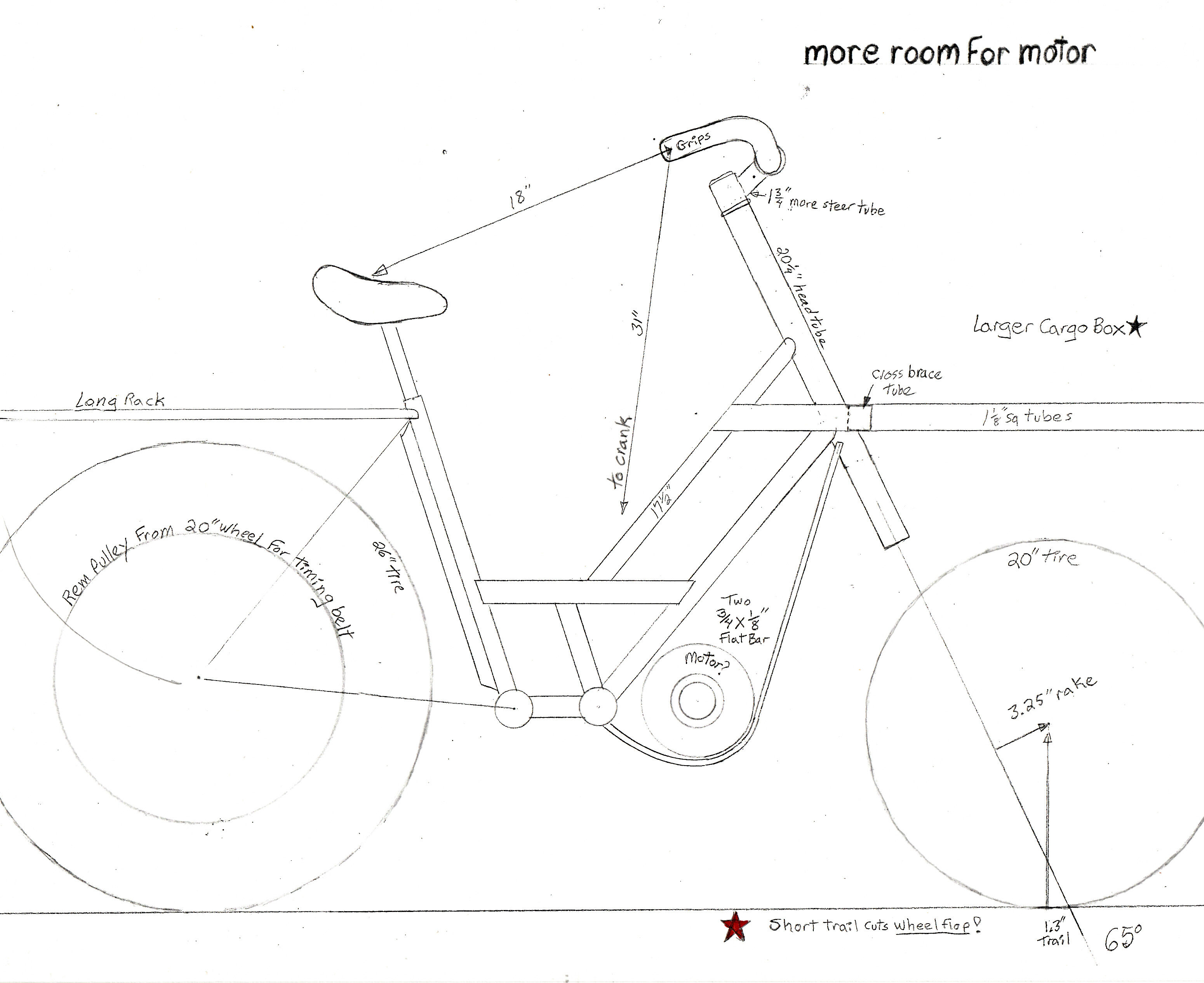 Picture of Other Ways to Build a Cycle Truck