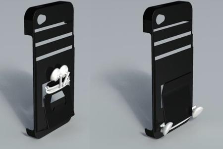 3D Printed Ultimate All-in-one Iphone Case/ Wallet/ Money Clip/ Beer Opener