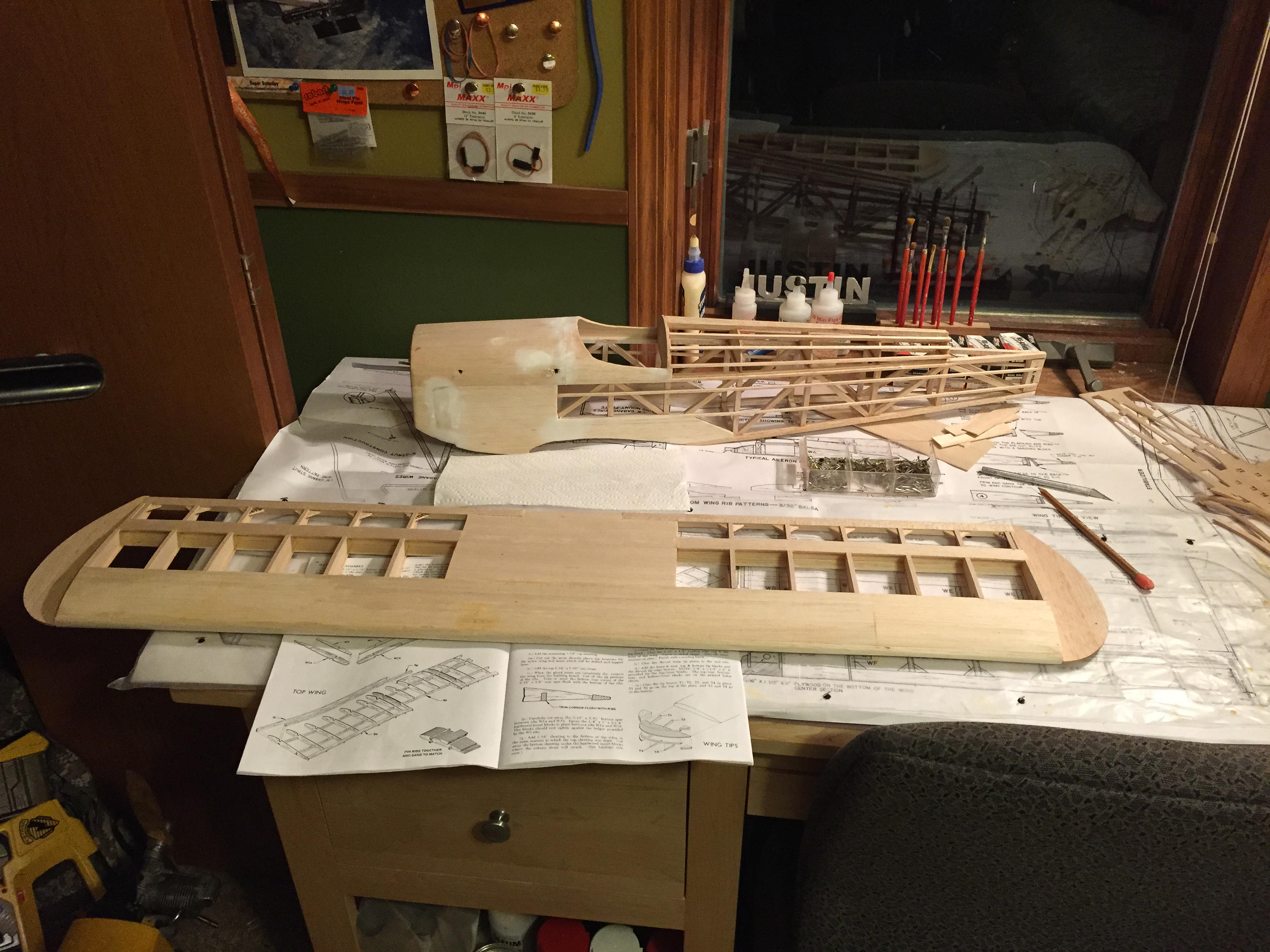 Picture of Build the Bottom Wing