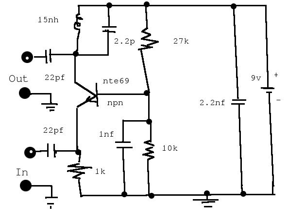 Picture of Alternative Circuit.