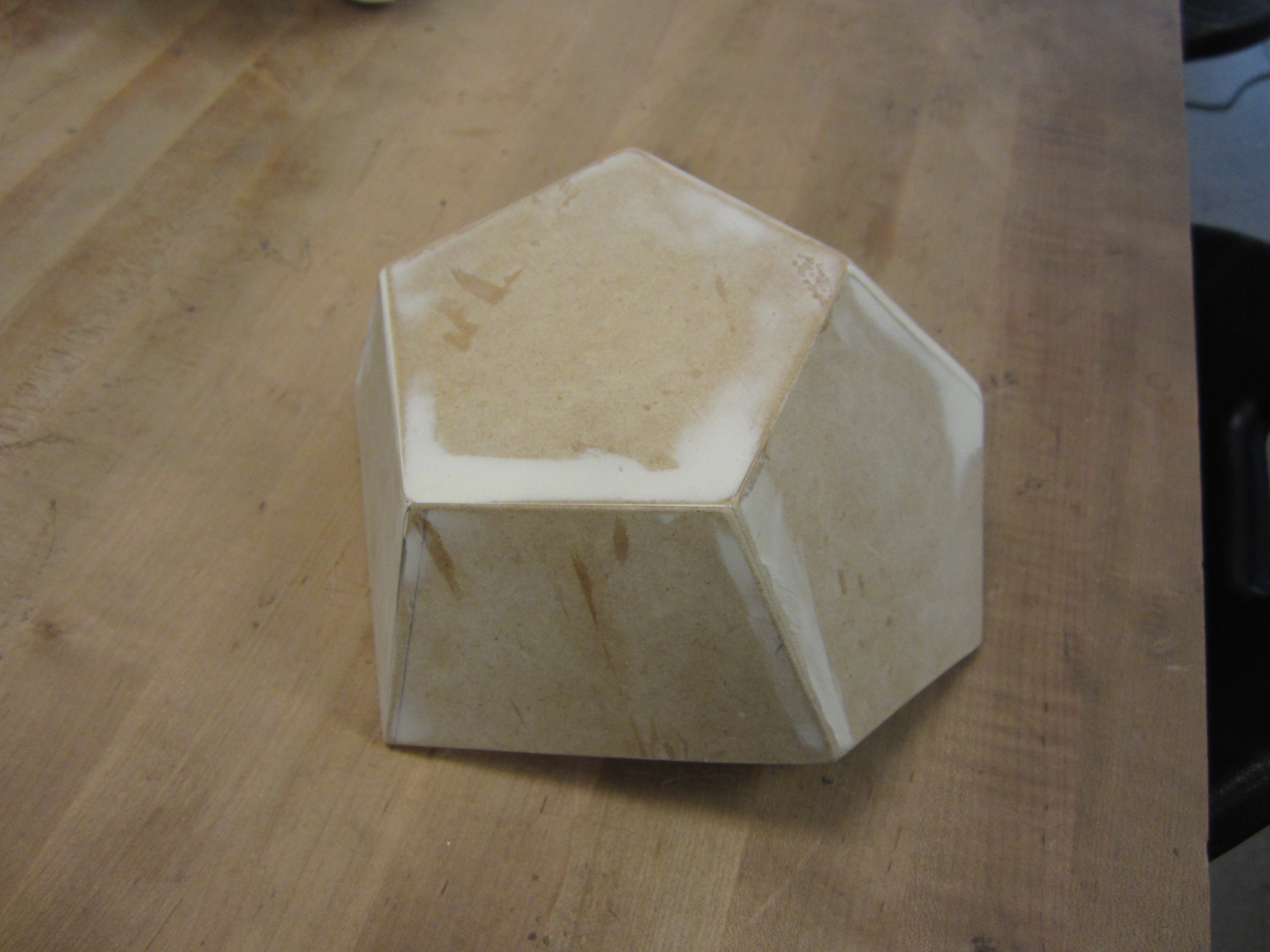 Picture of Round Out MDF Edges to Create a Ceramic Details.