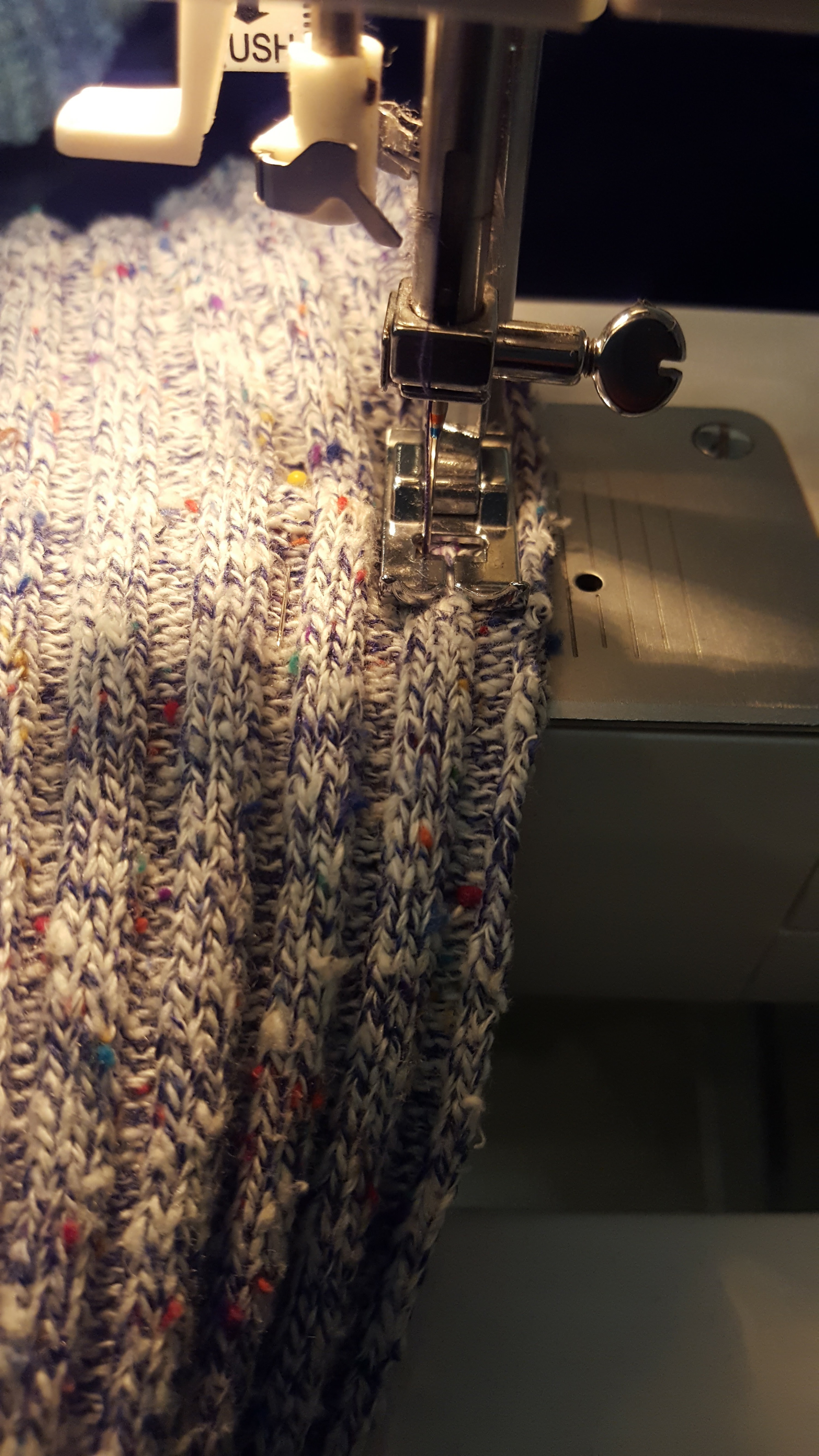 Picture of Sew Neck