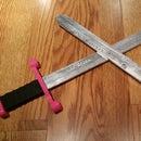 3D Printed Sword