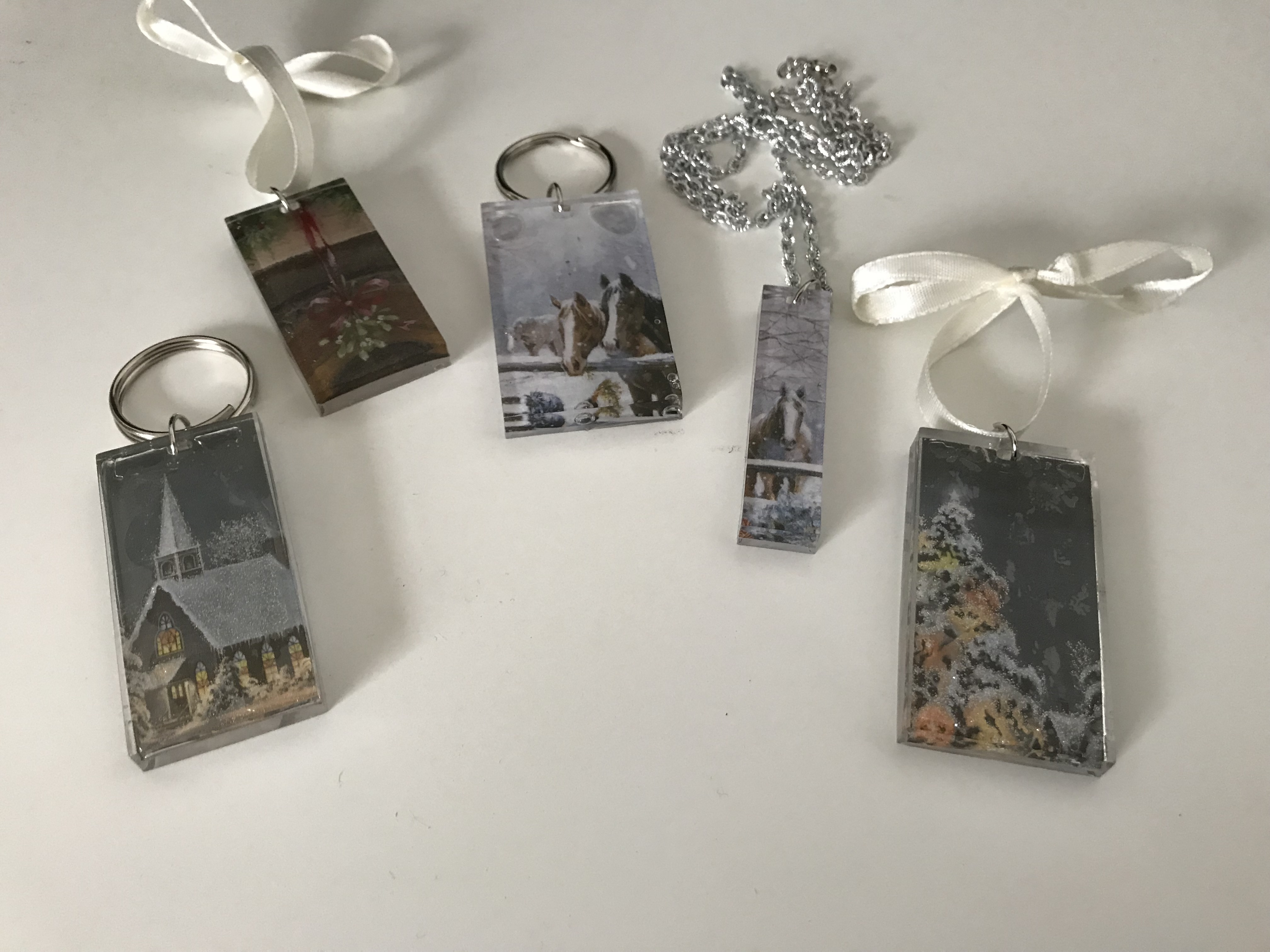 Picture of Easy Resin Ornaments and More