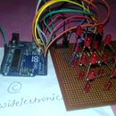 LED cube using arduino