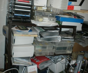 Work Area:  Filled to the Brim