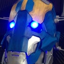 Destiny Exo Mask