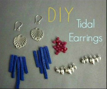 Picture of Diy Tidal Earings