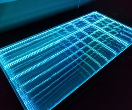 Tesseract Infinity Desk
