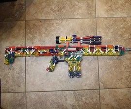 K'nex Bolt Action Sniper