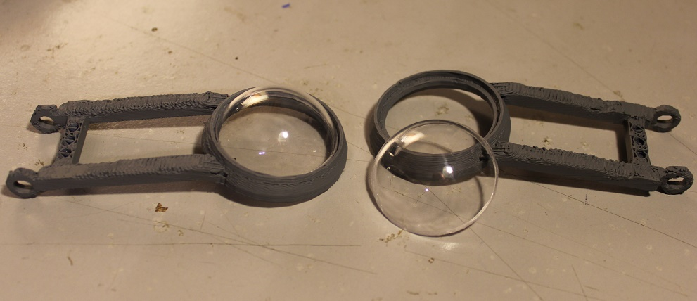 Picture of Cut Down Lenses