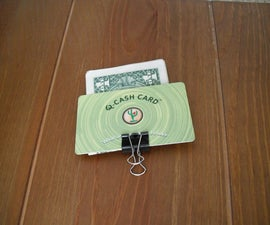 One-Step Travel Cash Security