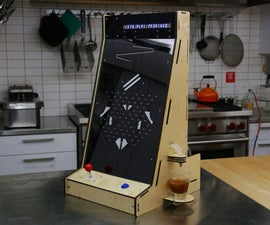 Pa-Drink-O: The Pachinko Bar Bot