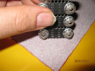 Preparing the DIY Board