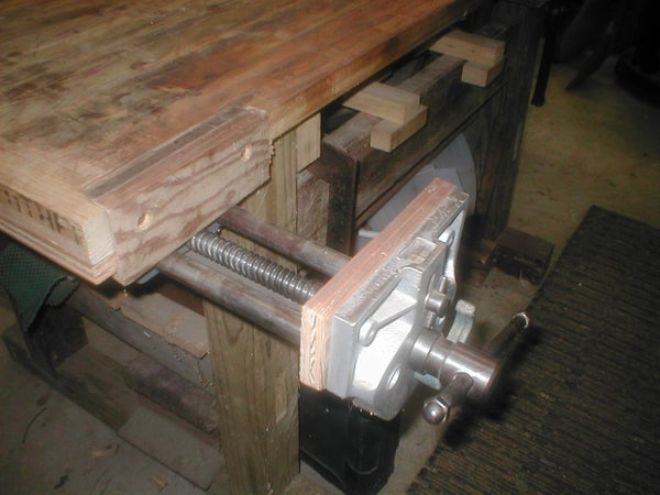 Fast Easy Speed Vise Mod