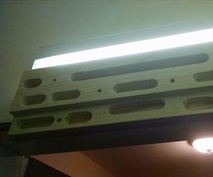 Homemade Hangboard