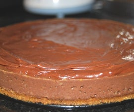 The Nutella Cheesecake