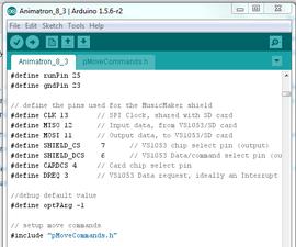 Animatron 8.3: an Animatronic Controller
