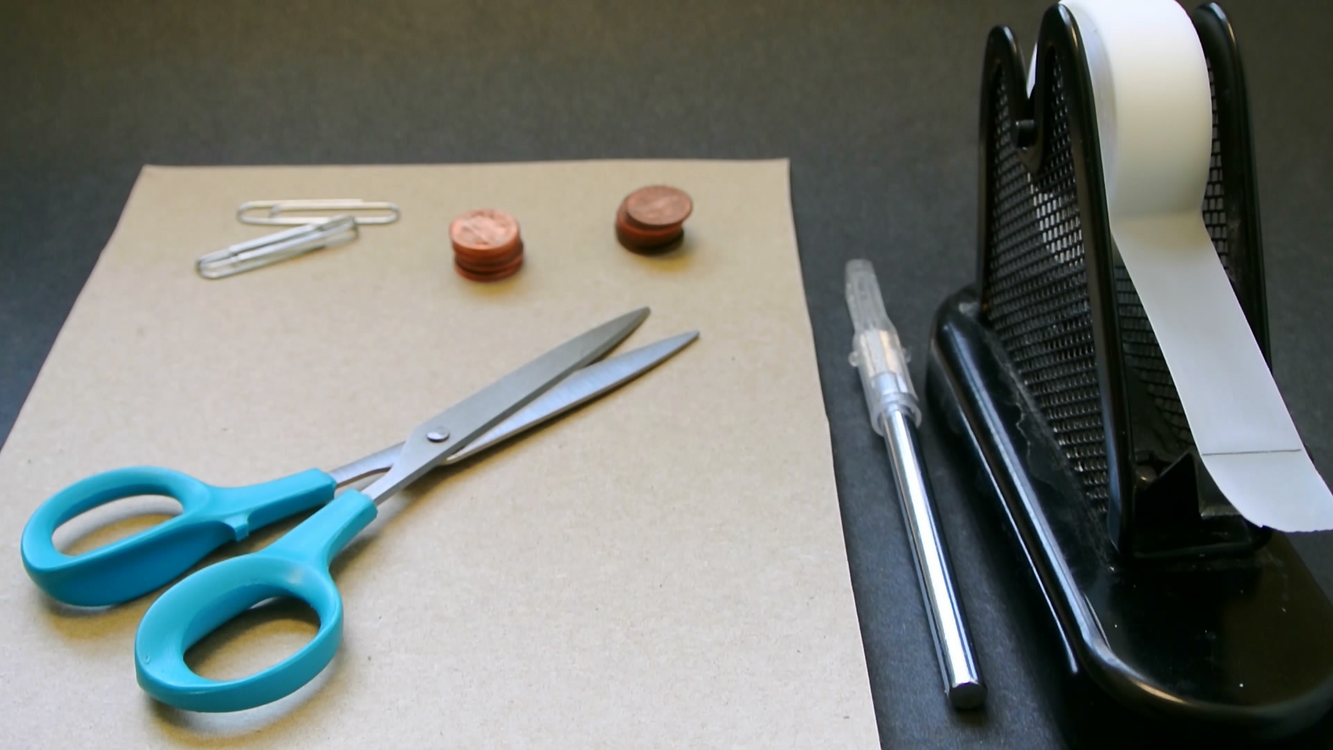 Picture of Required Tools and Materials